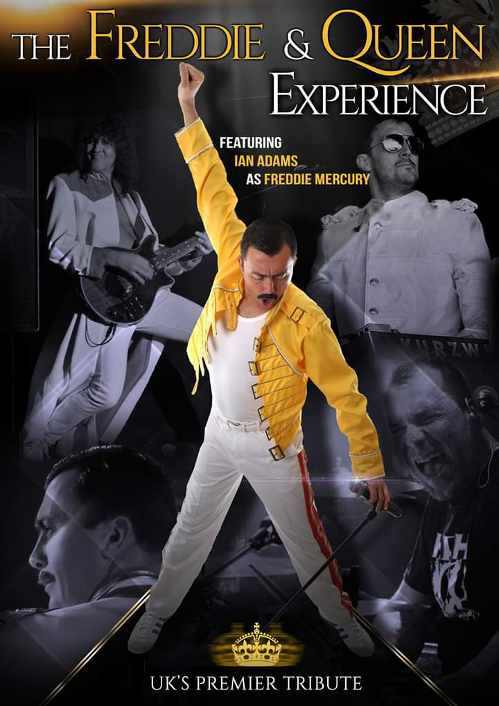 Poster - The Freddie & QUEEN Experience