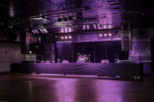 full stage purple