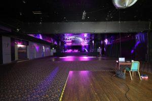 long main room